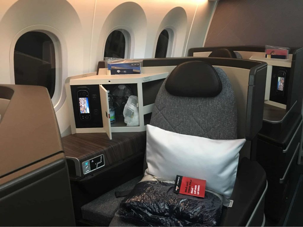 El Al Business Class Tel Aviv to Miami Review