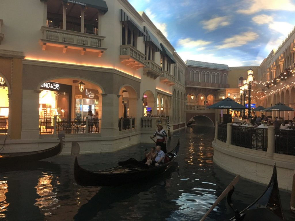 The Venetian Las Vegas Is An Aging Icon On The Strip