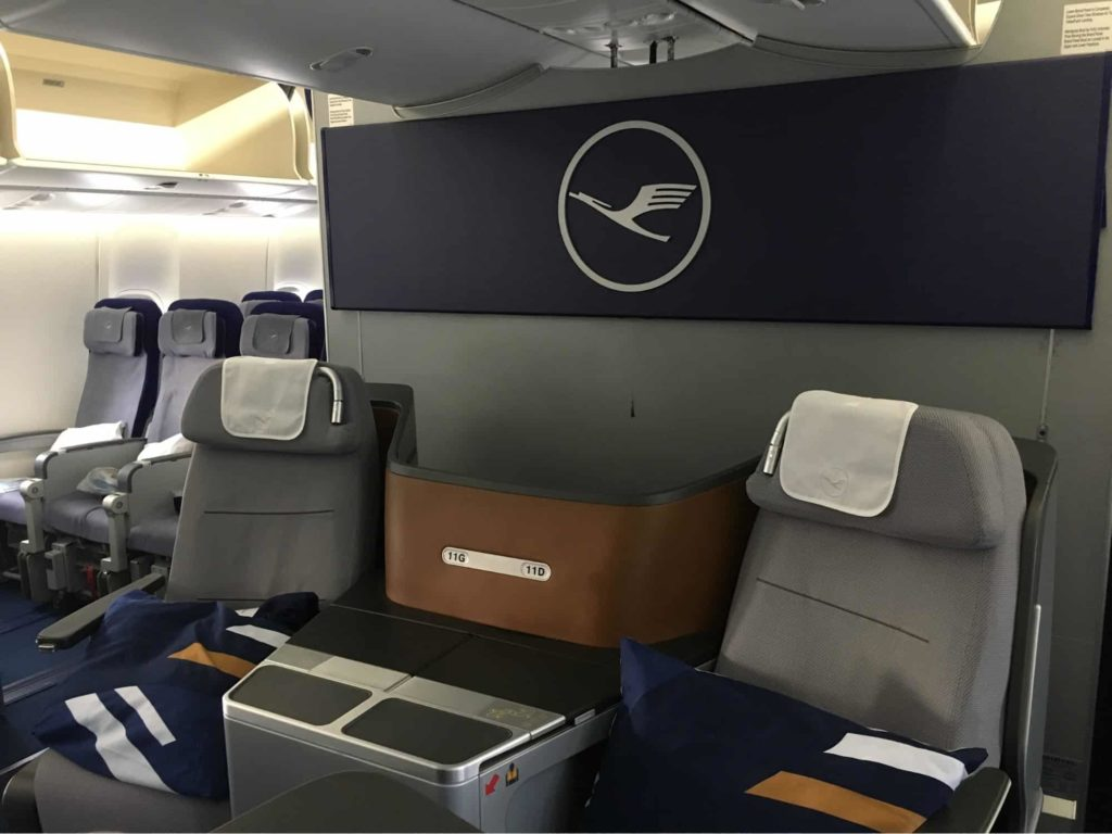 Lufthansa Business Class Washington, IAD to Berlin Review and Trip Report