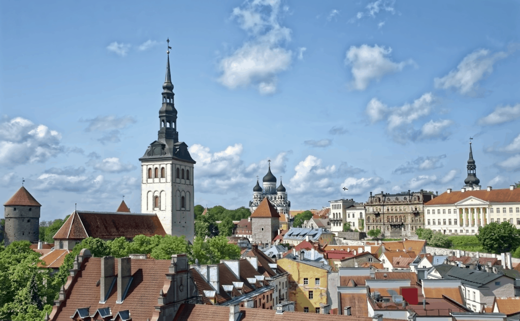 Two Card Trip: Up and Coming Destinations in the Baltics