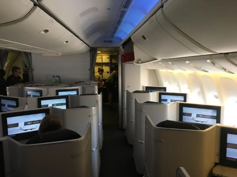 Trip Report: Air Canada Business Class from Toronto to Tokyo