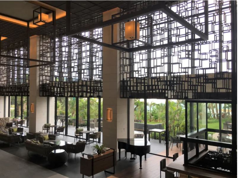 Hyatt Regency Seragaki Island, Okinawa, Japan Review