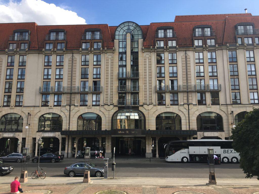Hilton Berlin Review and Trip Report