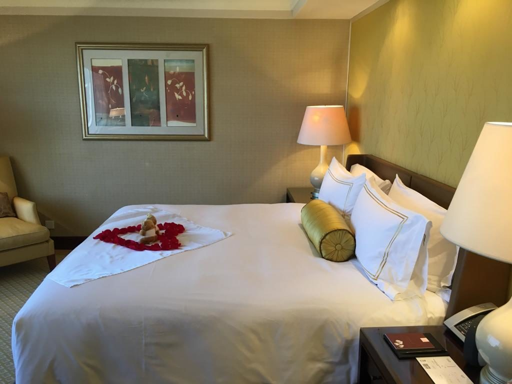 Conrad Hong Kong Review