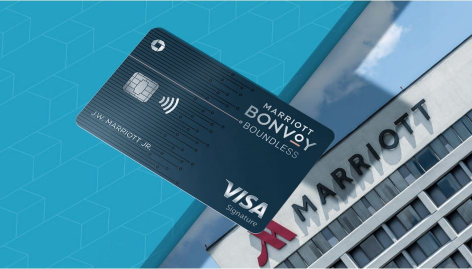 5 Free Nights with the Marriott Bonvoy Boundless Card